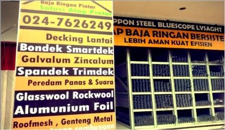 harga rangka atap baja ringan di malang pemasangan bersistem paksatruss supertuss ...