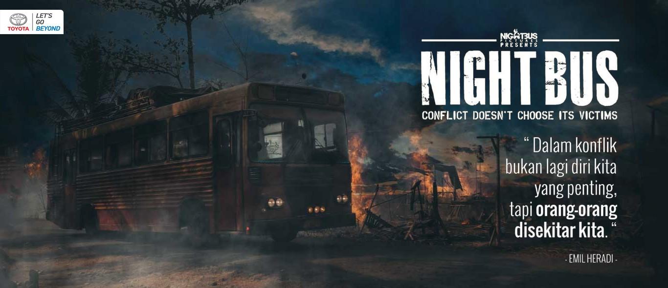Film Night Bus Akan Kembali Tayang di Bioskop