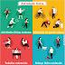 como sair do sedentarismo?...    com atitudes simples...aprenda como: