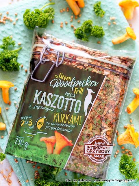 kasz gryczana, polprodukt, kurki, grzyby, warzywa, suszone grzyby, ziola, dobry produkt,  thegreenwoodpeckertrill