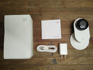 Xiaomi Yi Home Camera Retail Package