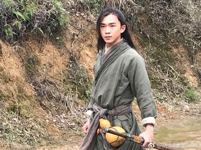 Jin Yong Swordsman