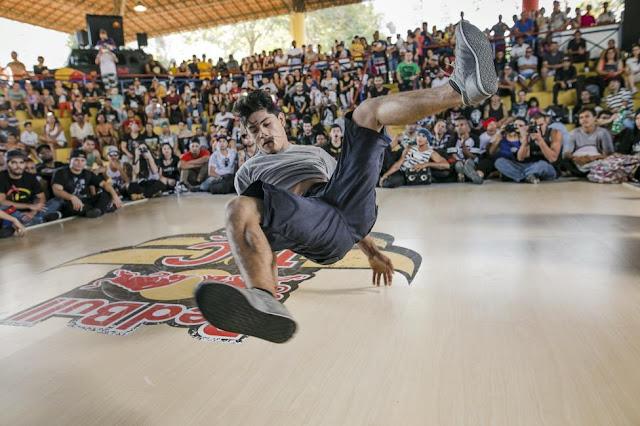 Red Bull transmite final brasileira do maior campeonato de b-boys do mundo