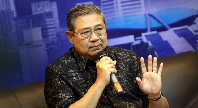 SBY: Rumah Saya di Kuningan 'Digeruduk' Ratusan Orang