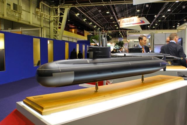 Nansen Class Diesel Electric Submarine Family by