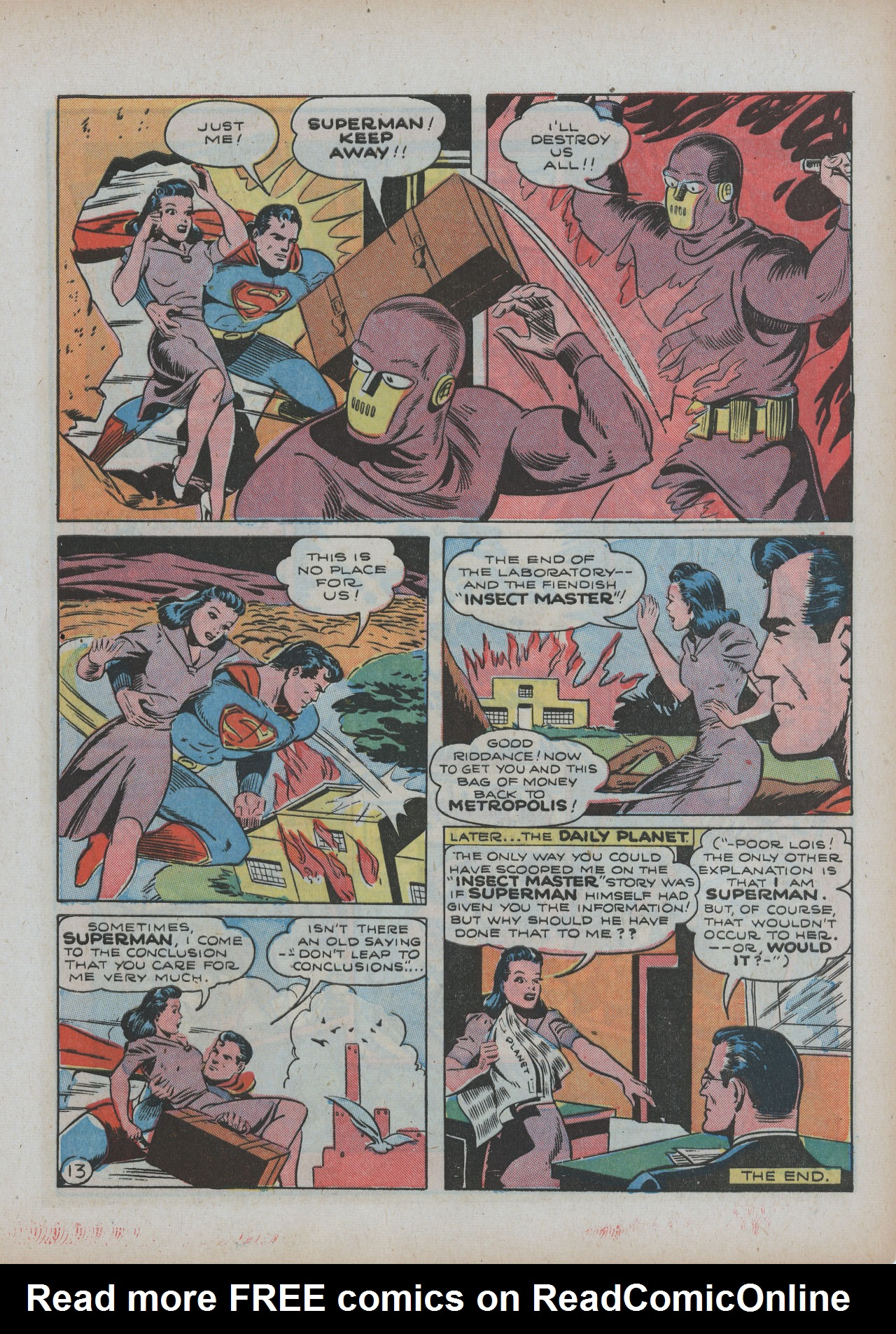Read online World's Finest Comics comic -  Issue #10 - 15