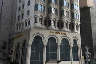 Elaf Kinda Hotel in Makkah