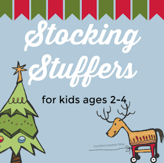 toddler stocking stuffers, toddler christmas stockings, zucchini summer blog, christmas stockings