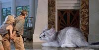 Jurassic Park con gatos