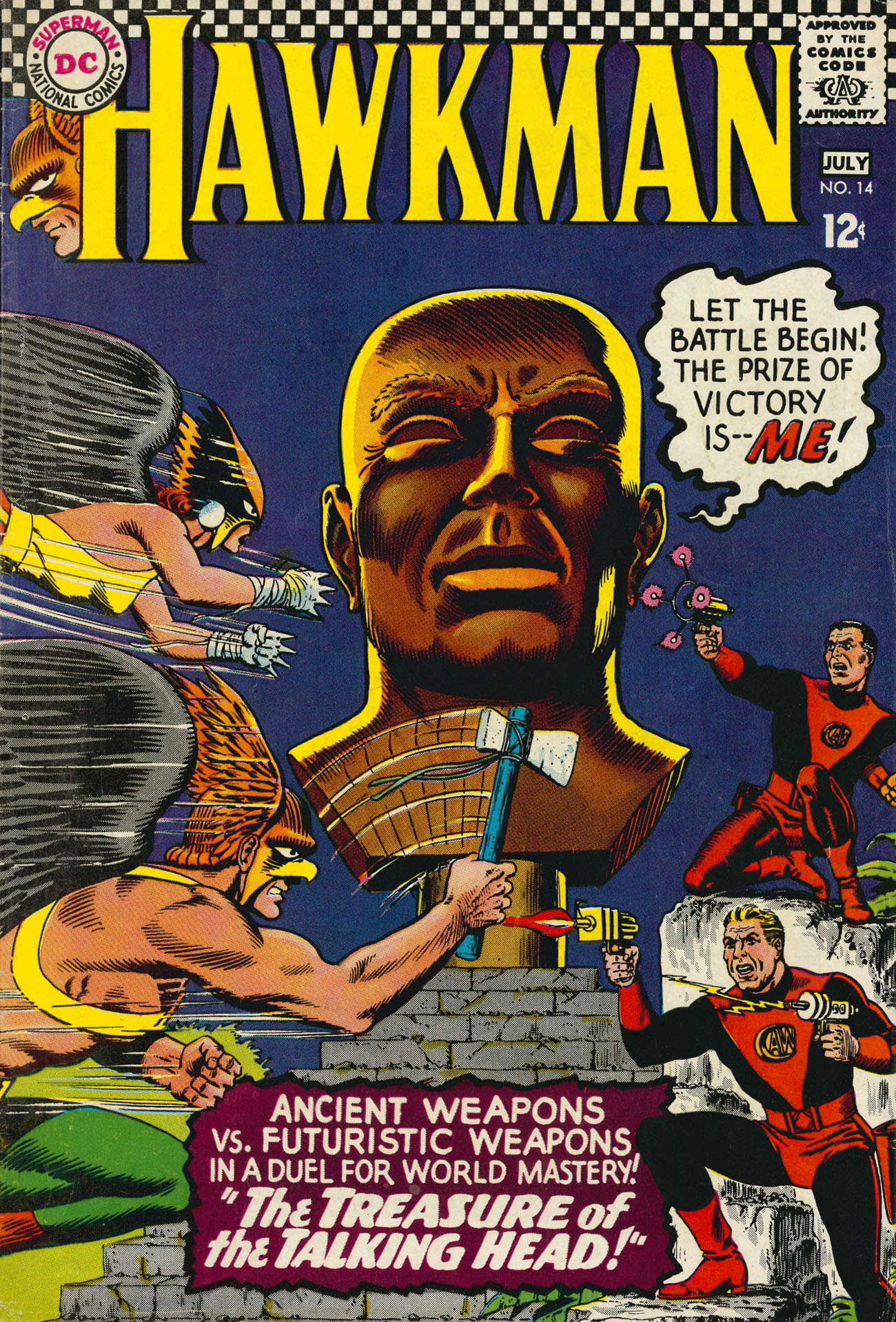 Hawkman (1964) 14 Page 1