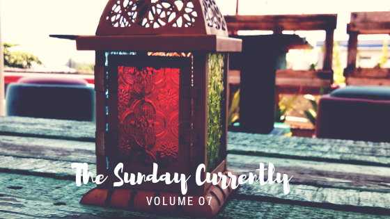 THE SUNDAY CURRENTLY | 07