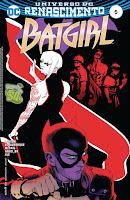 DC Renascimento: Batgirl #5