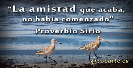 Proverbio Sirio