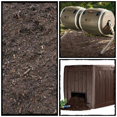 Skarb ogrodnika - kompost jak go zrobić? Kompostownik co i jak!