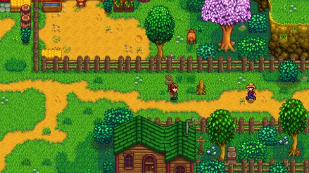 الإعلان عن تاريخ إصدار لعبة Stardew Valley لجهاز Switch