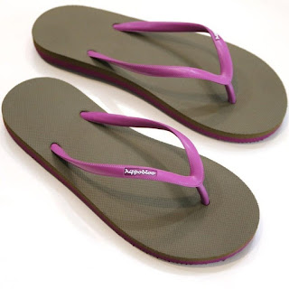 Chanclas ecológicas
