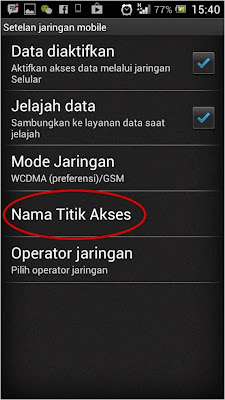 Mengatasi Soni Xperia Gagal Download di Play Store