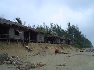 Spiagge a Danang (Vietnam)