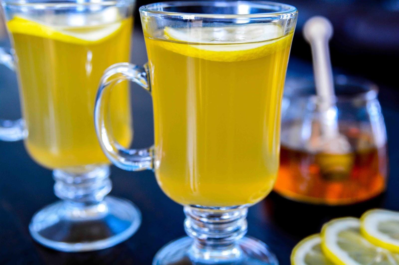 Brandy Honey Toddy