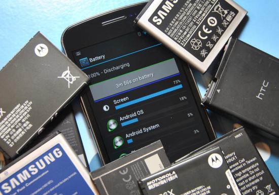 Batteria Microsoft per Smartphone che dura una settimana