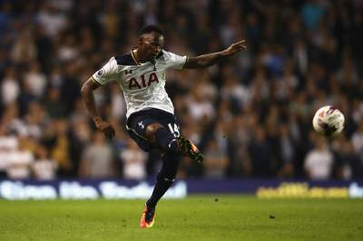N'Koudou-Spurs-debut
