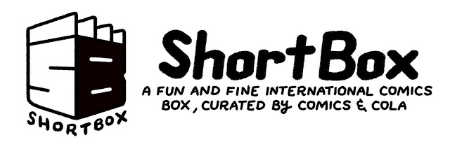 Image result for short box comics and cola