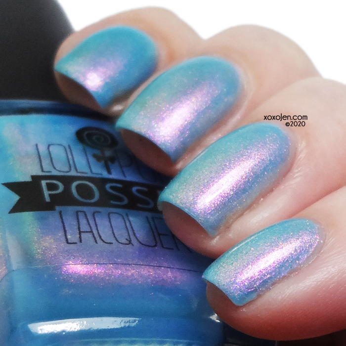 xoxoJen's swatch of Lollipop Posse The Sister Guardians