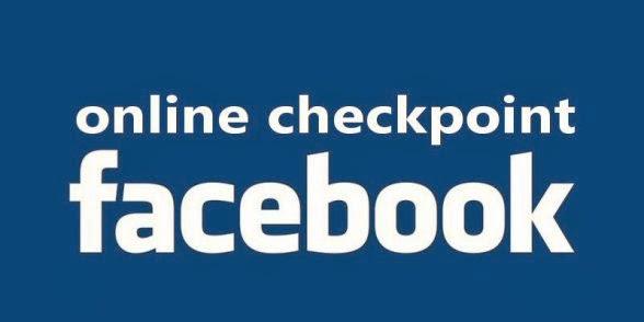 Facebook Checkpoint Error
