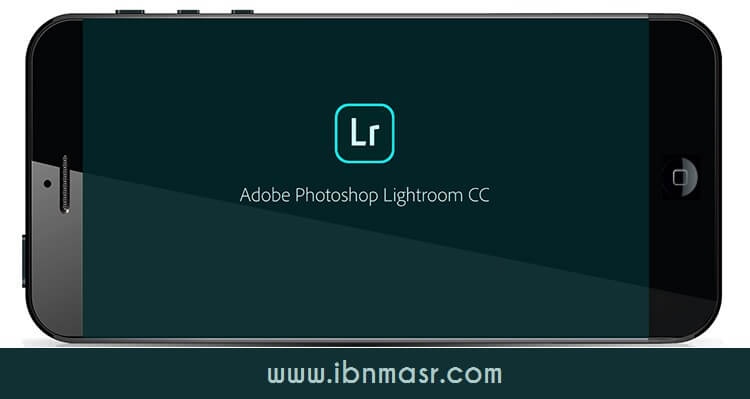 Photoshop Lightroom for ipad iphone