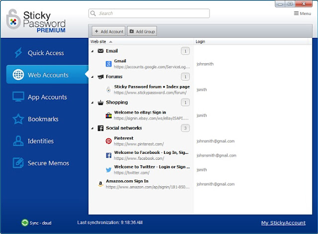 sticky password premium download