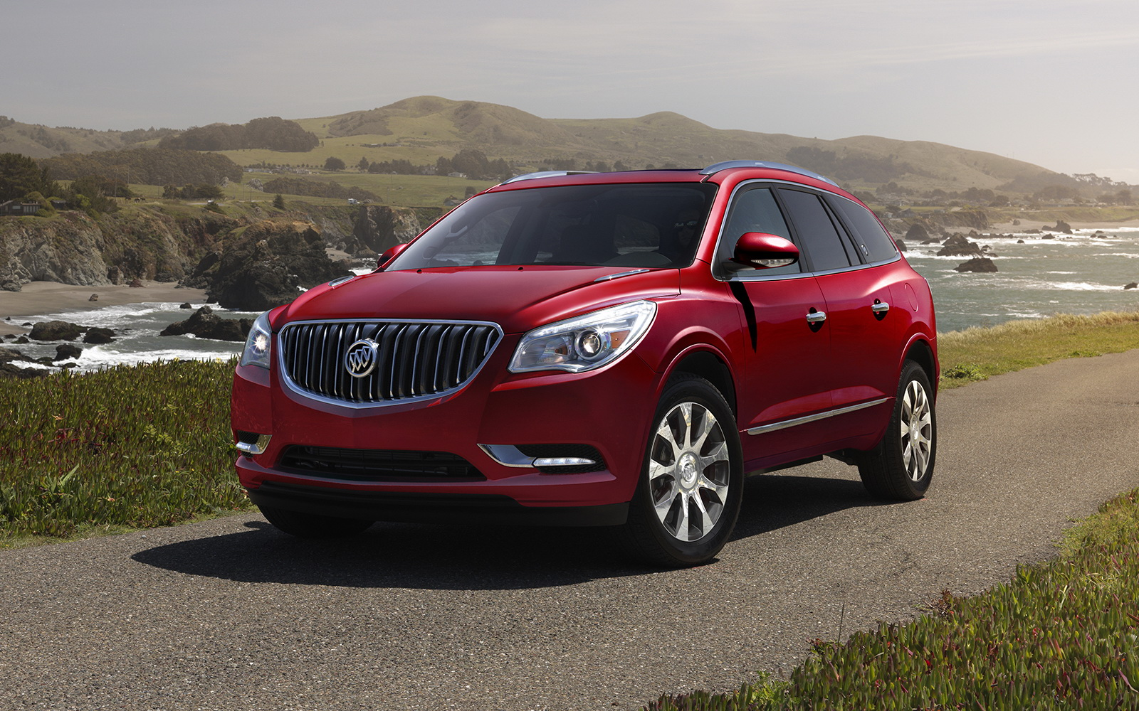 new buick enclave sport touring edition to debut at new york. Black Bedroom Furniture Sets. Home Design Ideas