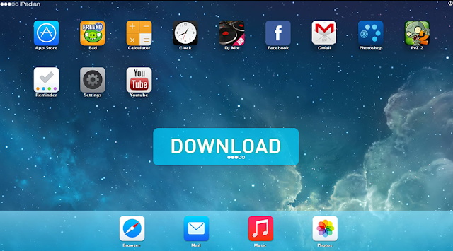 تشغيل نظام ios على حاسوبك على شكل الأيباد 2016