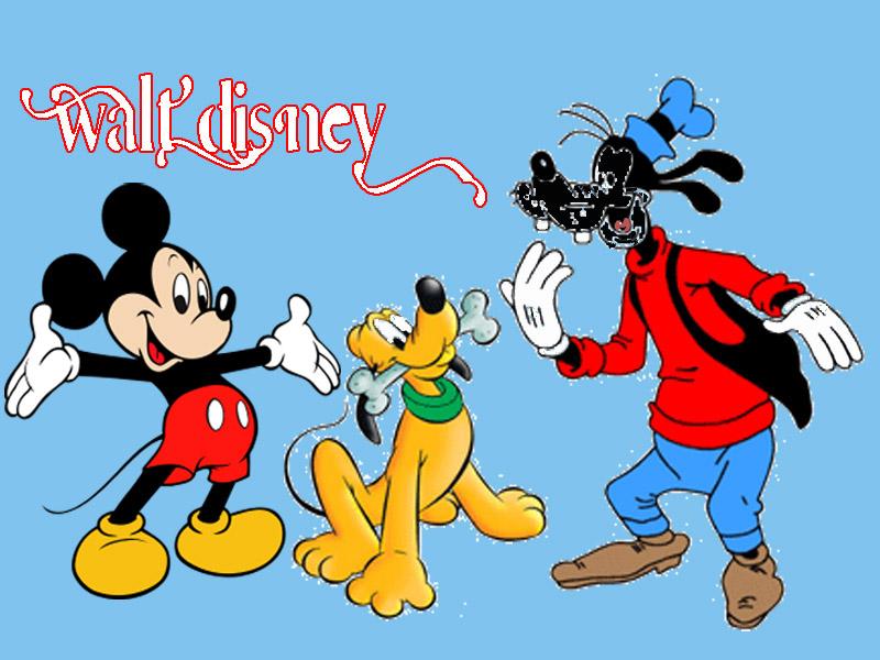 Cartoon Network Walt Disney Pictures September 2014