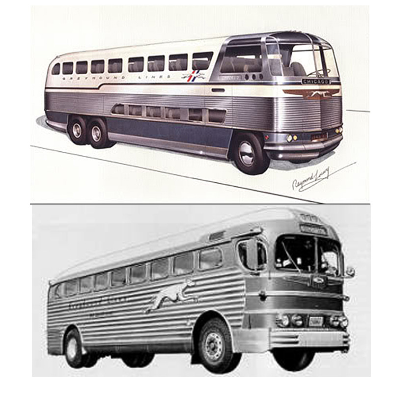 If It's Hip, It's Here (Archives): Visionary Raymond Loewy ...