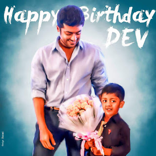 HBday Dev Surya
