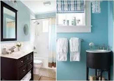 Bathroom Color  For Apartments