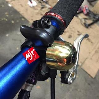 Bel Sepeda Twn Nyaring Garing Melenting