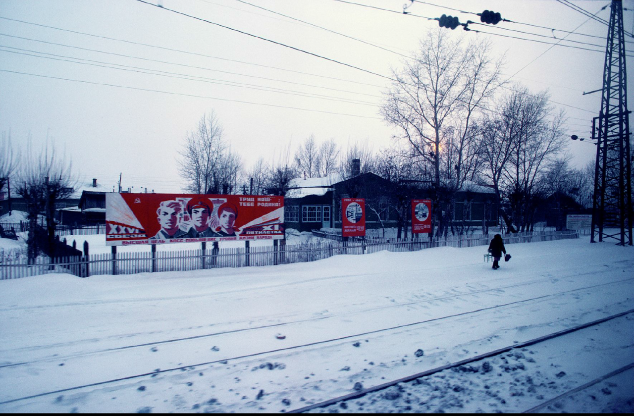 Bad Set Vintage Wonderful Colour Photographs Of Life In The Soviet Union