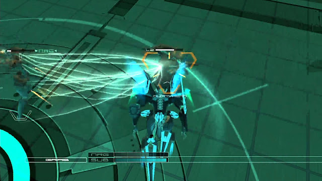 Zone Of The Enders HD Collection - Xbox 360 - Multi5 - Captura 1