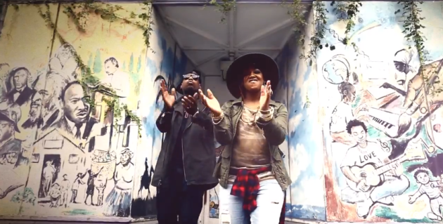 VÍDEO - Talib Kweli & 9th Wonder – Life Ahead of Me (feat. Rapsody)