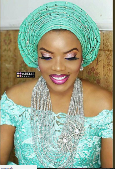 Empress Njamah Wows In Traditional Outfit