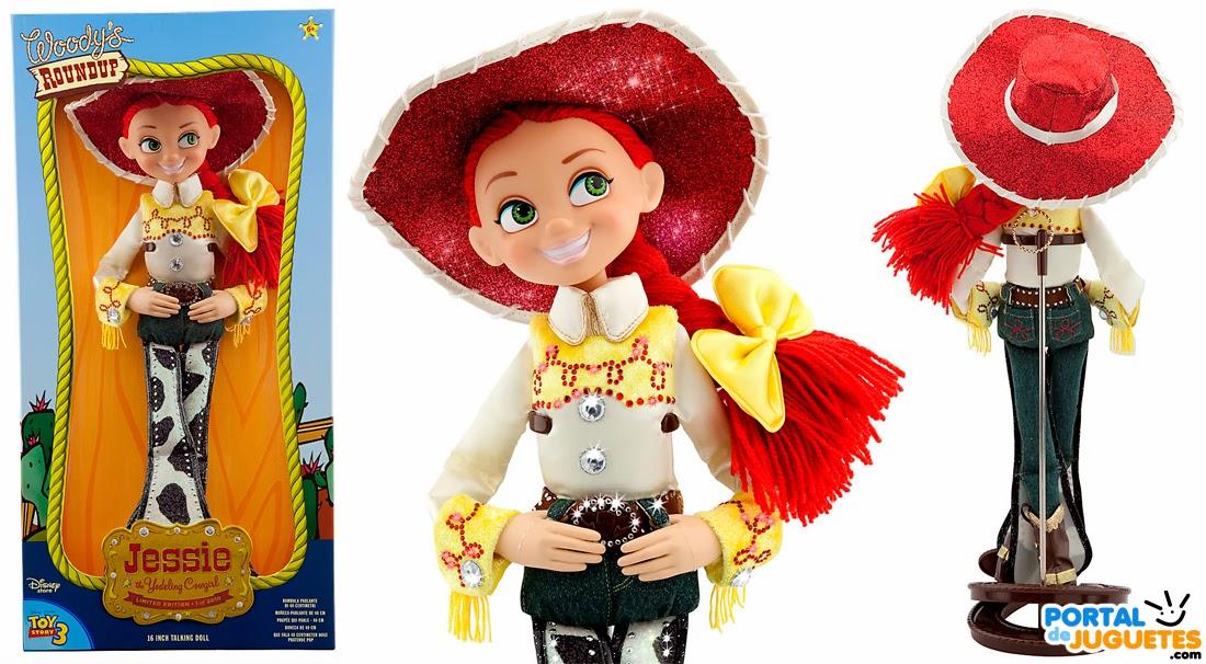 Muñeca Jessie edición limitada - Portal de Juguetes cdabd287db6