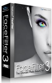 تحميل برنامج FaceFilter3 الجدبد لتجميل بشرة الوجه