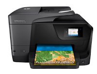 HP OfficeJet Pro 8710 All-in-One Software and Drivers