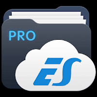 ES File Explorer Pro v1.0.5 Alien Mod Apk Latest Version