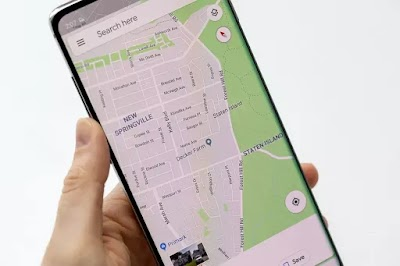 شرح طريقة استخدام خرائط جوجل لحفظ موقعك الحالي ، حفظ موقع وقوف السياراة في الكراج