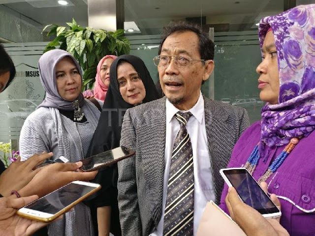 Sri Bintang Pamungkas Klarifikasi Ucapannya tentang Cina Islam
