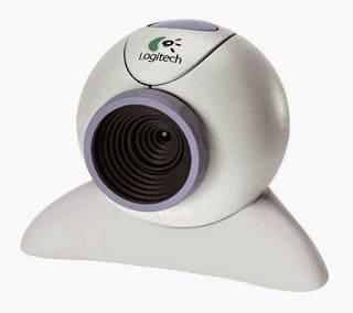 Webcam - Macam-Macam Perangkat Keras Komputer dan Penjelasannya