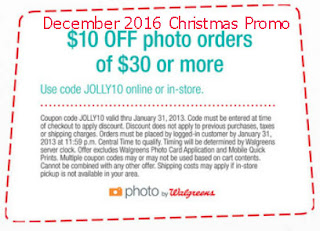 free Walgreens coupons for december 2016