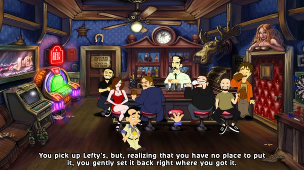 Leisure Suit Larry Reloaded PC Full Version Screenshot 2